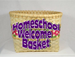 FREE Homeschool Welcome Basket